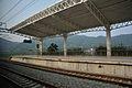 Taimushan Railway Station platform, 2014-06 04.jpg