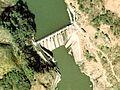 Takaoka Dam survey 1974.jpg