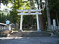 Takefu City Shrine in Japan Tori.jpg