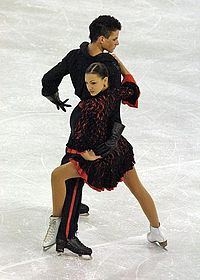 Instance Of Figure Skating Competition
