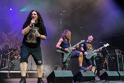 Picture of a band or musician: Tankard