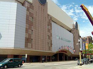 Target Center - Image: Target Center