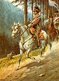 Lithuanian Tartars of the Imperial Guard