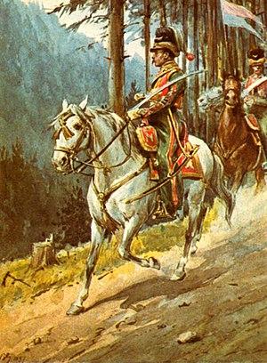 Lithuanian Tartars of the Imperial Guard - Image: Tartares lituaniens (par Gembarzewski)