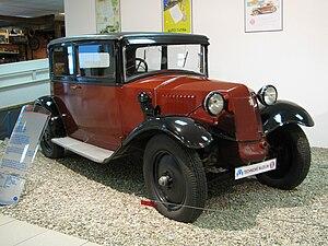 Tatra 54 - Image: Tatra 54