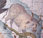 Taurus Poniatovii, constellation originated by Marcin Poczobutt in 1777 to honor the king Stanisław II Augustus.[143]