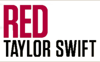 Taylor Swift - Red (album logo transparent).png