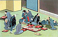 Tea house party in Japan (not tea ceremony)-J. M. W. Silver.jpg