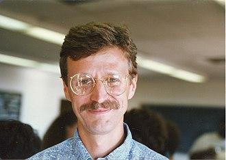 Theodore Slaman - Image: Ted Slaman