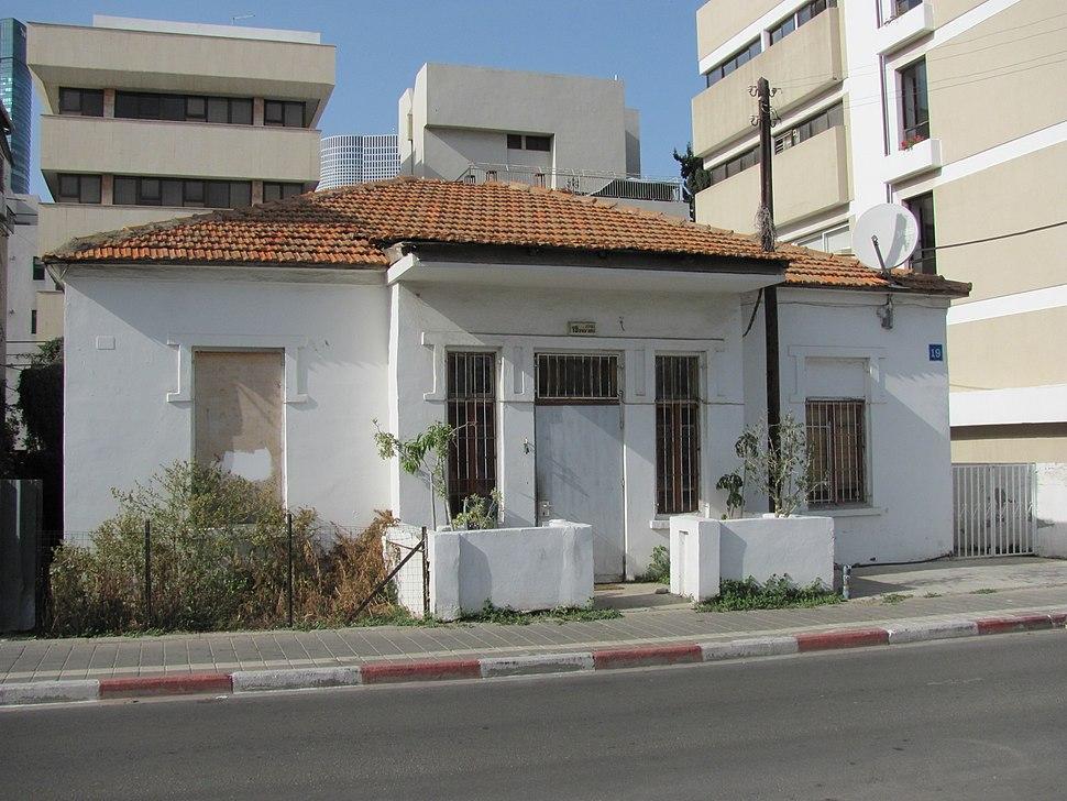 Tel Aviv Montefiore Old House