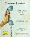 Telephone Directory for Kannapolis, China Grove, Landis N.C. (1965) - DPLA - d1229edc19586bc067e925d32b06e511.pdf
