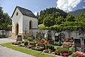 Terfens, Friedhof mit Totenkapelle.JPG