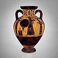 Terracotta neck-amphora of Panathenaic shape (jar) MET DP155167.jpg
