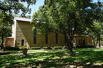 Texas Woman's University - Little Chapel in the Woods