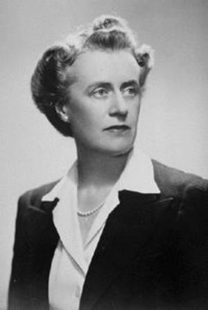 Thérèse Casgrain - Thérèse Forget Casgrain, c. 1942