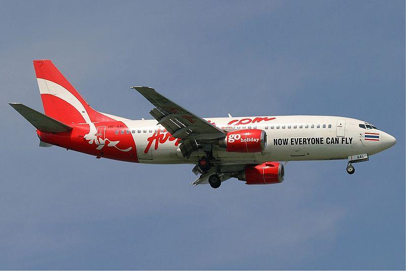 Air Asia Thailande