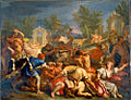 The Battle of the Lapiths and Centaurs by Sebastiano Ricci, c. 1705, High Museum of Art.jpg
