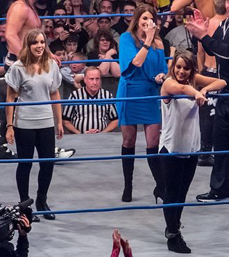 The Blossom Twins - The Blossom Twins in TNA
