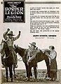 The Border Legion (1918) - Ad 10.jpg
