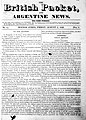 The British Packet, and Argentine News, n °1.jpg