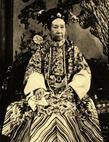 Cixi in den frühen 1900er Jahren