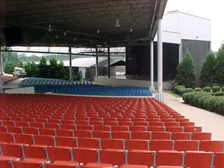 Virginia Credit Union Live! concert venue in Richmond, Virginia, United States of America