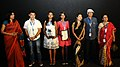 The Director & Producer, Ms. Rima Das and the Cast & Crew of the film 'Village Rockstars' felicitated, during the 48th International Film Festival of India (IFFI-2017), in Panaji, Goa on November 21, 2017.jpg