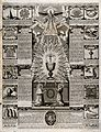 The Eucharist venerated by St. Bonaventure and St. Anthony o Wellcome V0035754.jpg