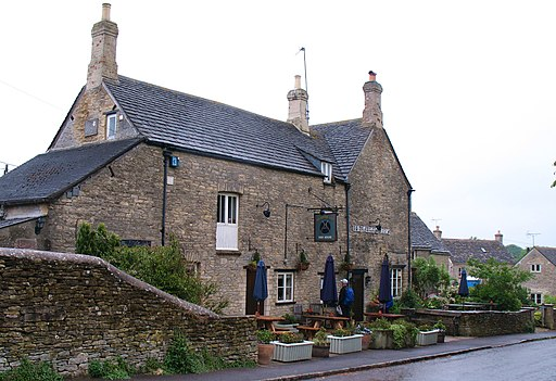 The Keepers Arms - geograph.org.uk - 1898393