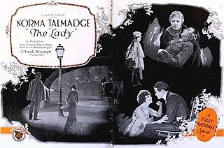 <i>The Lady</i> (1925 film) 1925 film