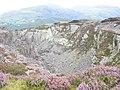 The Main Pit of Cefn Du Quarry - geograph.org.uk - 229776.jpg