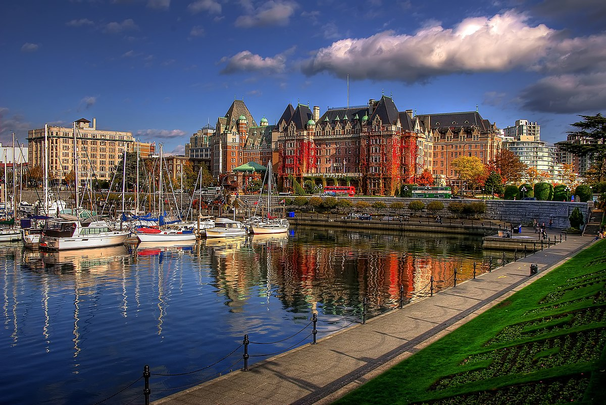Đất nước Canada (BC)