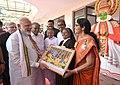 The Prime Minister, Shri Narendra Modi at the launch of the PN Panicker Reading Day - Reading Month Celebration, in Kerala (1).jpg