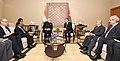 The Prime Minister, Shri Narendra Modi with the King of Jordan His Majesty Abdullah II Bin Al-Hussein, at Amman, Jordan on February 09, 2018 (5).jpg