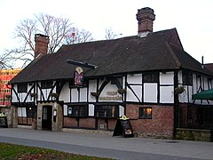 The Punch Bowl, High Street, Crawley (IoE Code 363350).JPG