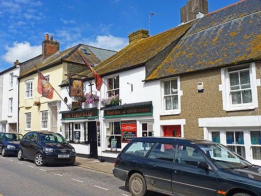 The Turks Head Pub, Penzance (geograph 3650940)