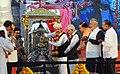 The Vice President, Shri M. Venkaiah Naidu performing the 88th Mahamasthakabhisheka Mahotsava to Bahubali Gommateshwara, at Shravanabelagola, in Karnataka.jpg