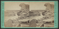 The bridge and portion of marble quarry, Glens Falls, N.Y, from Robert N. Dennis collection of stereoscopic views.png