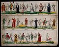 The dance of death. Lithograph. Wellcome V0041907.jpg