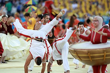 The opening ceremony of the FIFA World Cup 2014 31.jpg