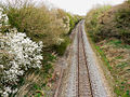 The railway to Swindon from Gloucester - geograph.org.uk - 1238081.jpg