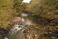 The upper River Tawe looking north from the roadbridge to Penwyllt - geograph.org.uk - 589685.jpg