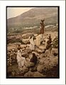 The well of the samaritan (Shechem) Napulus Holy Land (i.e. Nablus West Bank).jpg