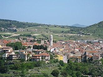 Thiesi - Image: Thiesi panoramio
