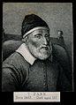 Thomas Parr, aged 152. Line engraving. Wellcome V0007247ER.jpg