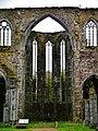 Thuin Abbaye d'Aulne Kirche Innen Chor 1.jpg
