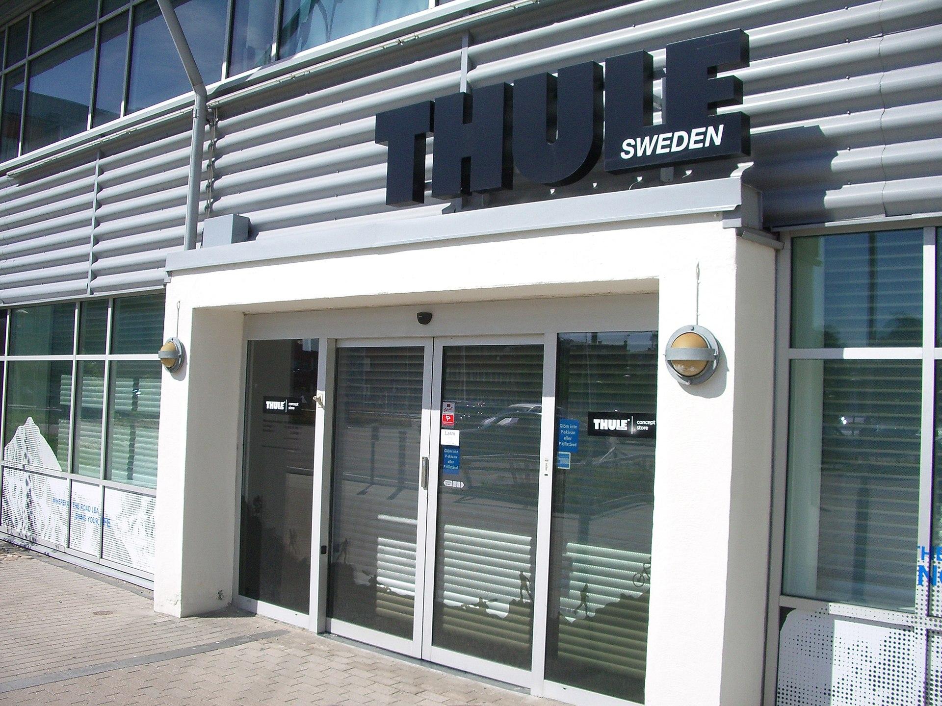 Thule Group - Wikipedia, la enciclopedia libre