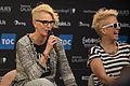 Tijana Dapčević, ESC2014 Meet & Greet 05 (crop).jpg