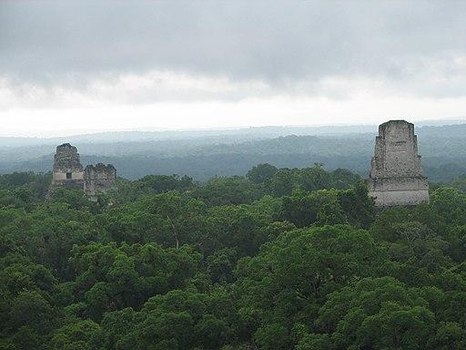 Tikal - panoramio