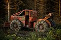 Timberjack 225D skidder in Norway.jpg